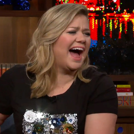 Kelly Clarkson on Dating Justin Guarini | Video