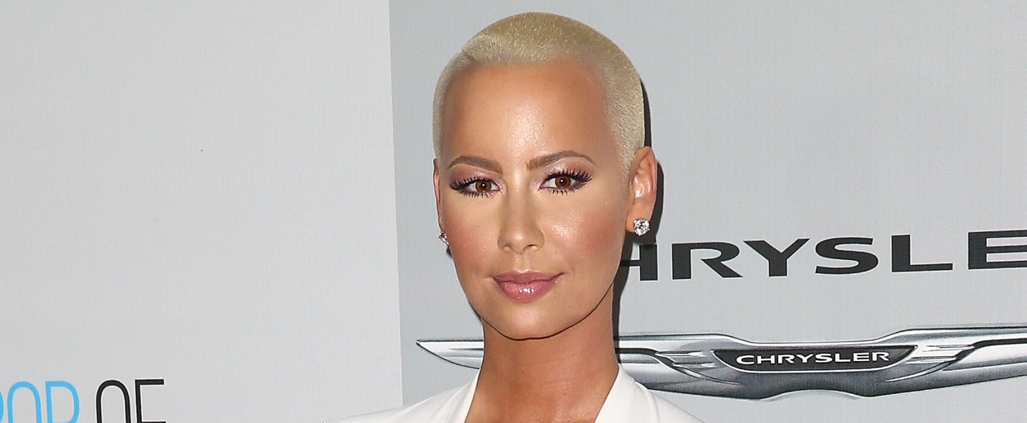 Could Amber Rose Be Headed to Fashion Police?
