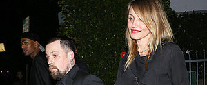 "Benji Madden Calls Cameron Diaz ""Bae"" in an Adorable Instagram Photo"
