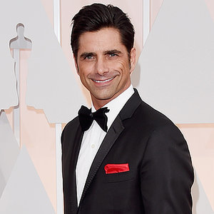 John Stamos Visits Full House Home in 2015 Picture