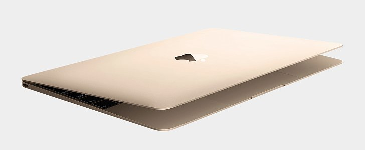 Apple Announced a New MacBook, and It's Gorgeous