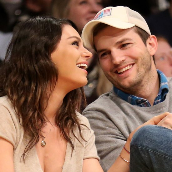 Ashton Kutcher Wants to Change More Diapers