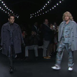 Zoolander on the Valentino Runway Is Absolutely Epic