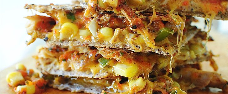 30 Next-Level Quesadilla Recipes