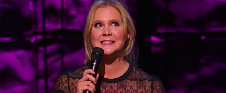 Amy Schumer's Recent Stand-Up Is Hilarious and on POINT