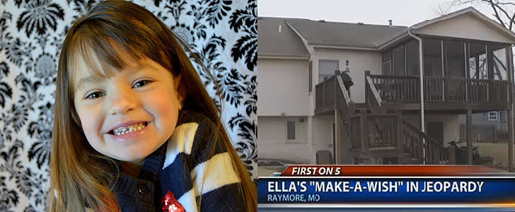 This HOA Finally Did the Right Thing After Denying a Sick Girl Her Wish