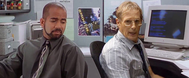 How Has This Office Space Sketch With the Real Michael Bolton Not Happened Sooner?