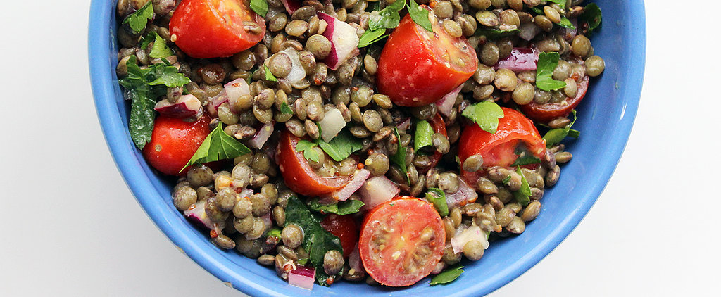 Gwyneth Paltrow's Favorite Protein-Packed Lentil Salad