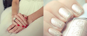The Prettiest Bridal Manicures on Pinterest