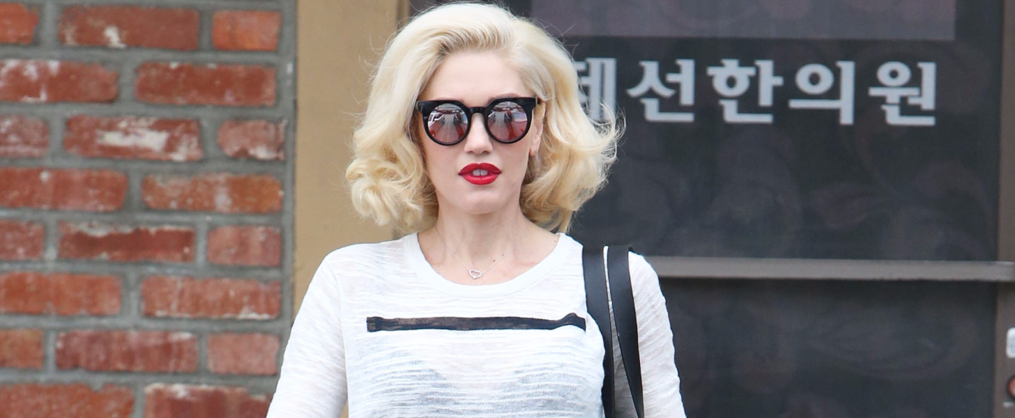 Gwen Stefani Is Having a Major Marilyn Moment Right Now