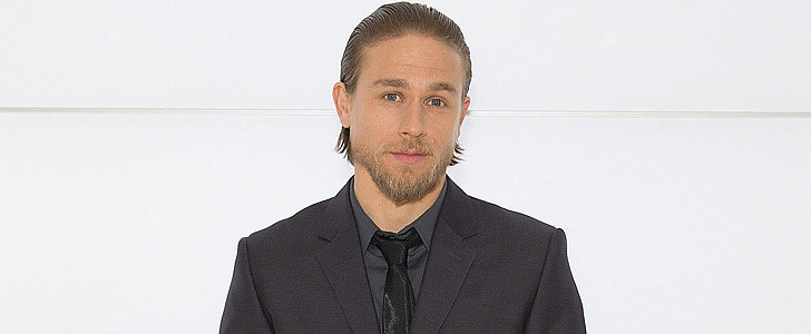 Here's the First Look at Charlie Hunnam as King Arthur