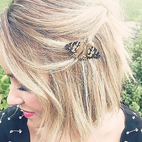 Blond Short Hair Ideas