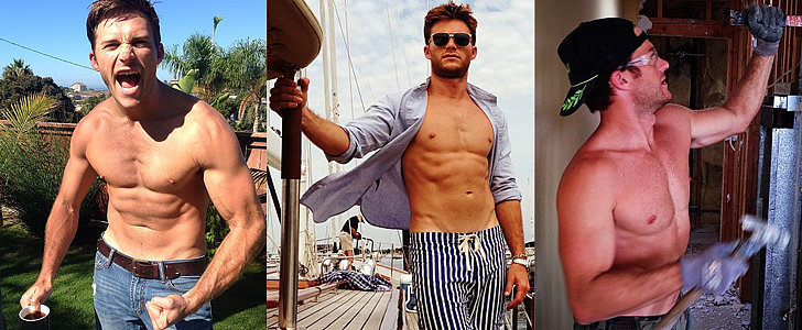 Shirtless Scott Eastwood Pictures That Are Pure Sex