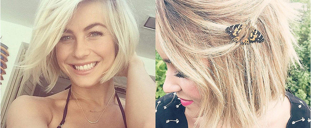 Blobs (Blonde Lobs) Are Having a Major Hair Moment