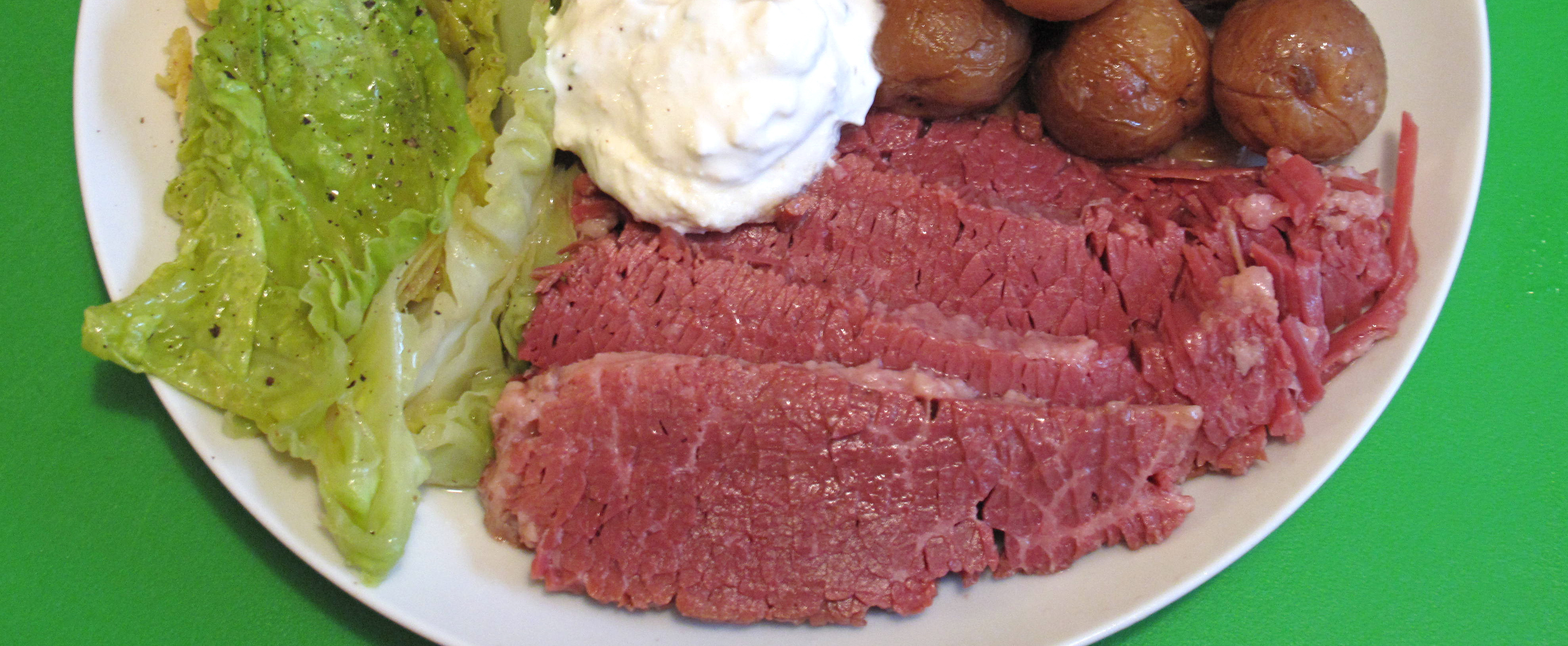 Feast on Slow-Cooker Corned Beef This St. Patrick's Day