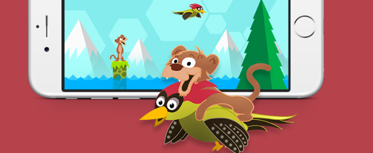 LOL, the Weasel-Woodpecker Meme Is Now a Mobile Game