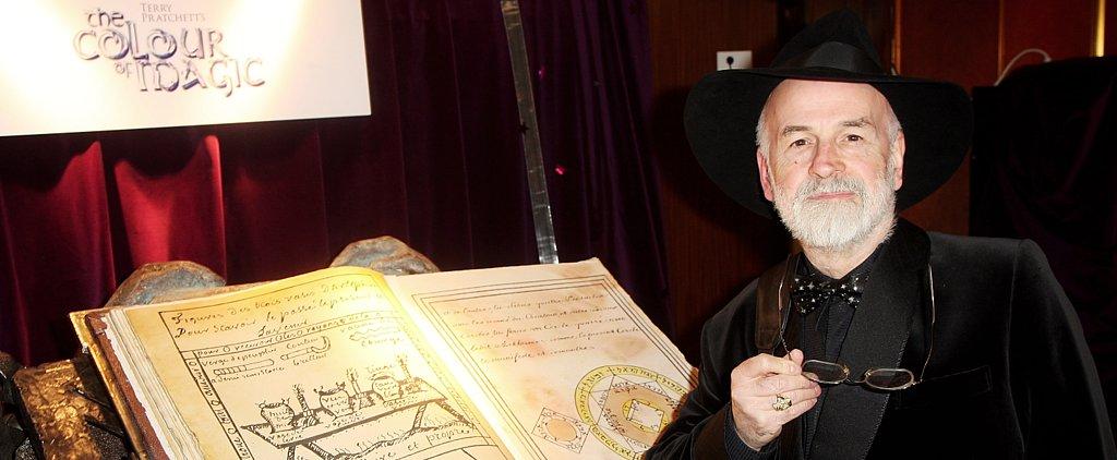 Fantasy Author Terry Pratchett Passes Away