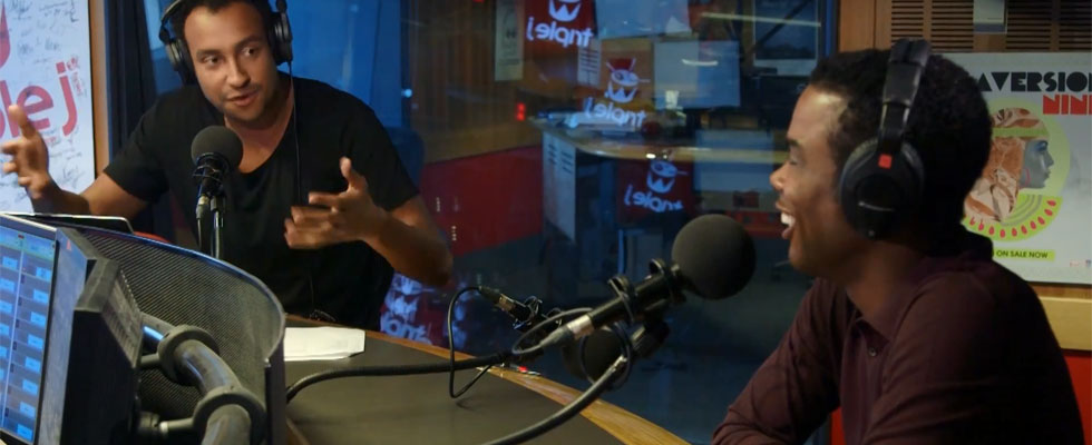 Awkward! You Have to Watch Chris Rock Critique Triple J's Matt Okine