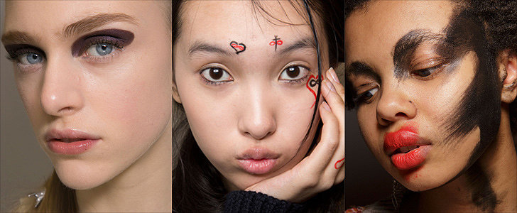 The Best Hair and Makeup Looks of Fashion Month