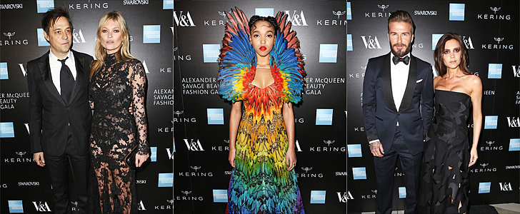 There Was Definitely Some Savage Beauty on Show at the V&A Last Night