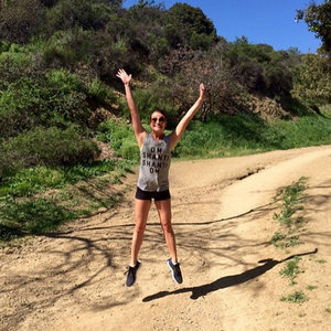 Lea Michele Workout and Diet