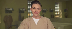 Orange Is the New Black's New Video Has the First Look at Ruby Rose