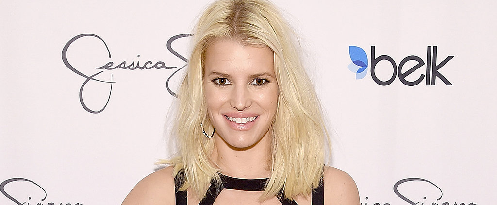 Jessica Simpson Defends Her Raunchy, Fifty Shades-Inspired Instagram Photos