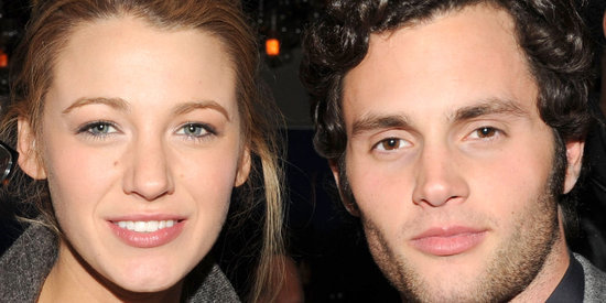 Penn Badgley Talks 'Amicable Silence' With Ex-Girlfriend Blake Lively