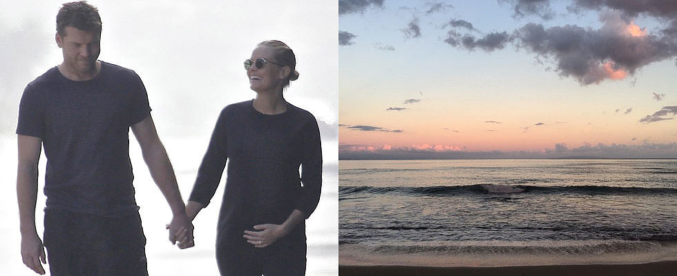 Is the Baby Here? Lara Bingle's Latest Post Sends Fans Into Overdrive