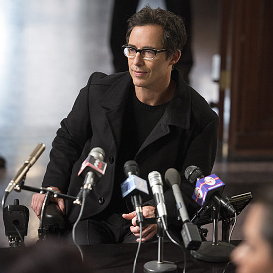Tom Cavanagh as the Reverse Flash Picture