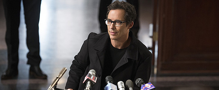 Here's the First Picture of Tom Cavanagh as Reverse Flash!