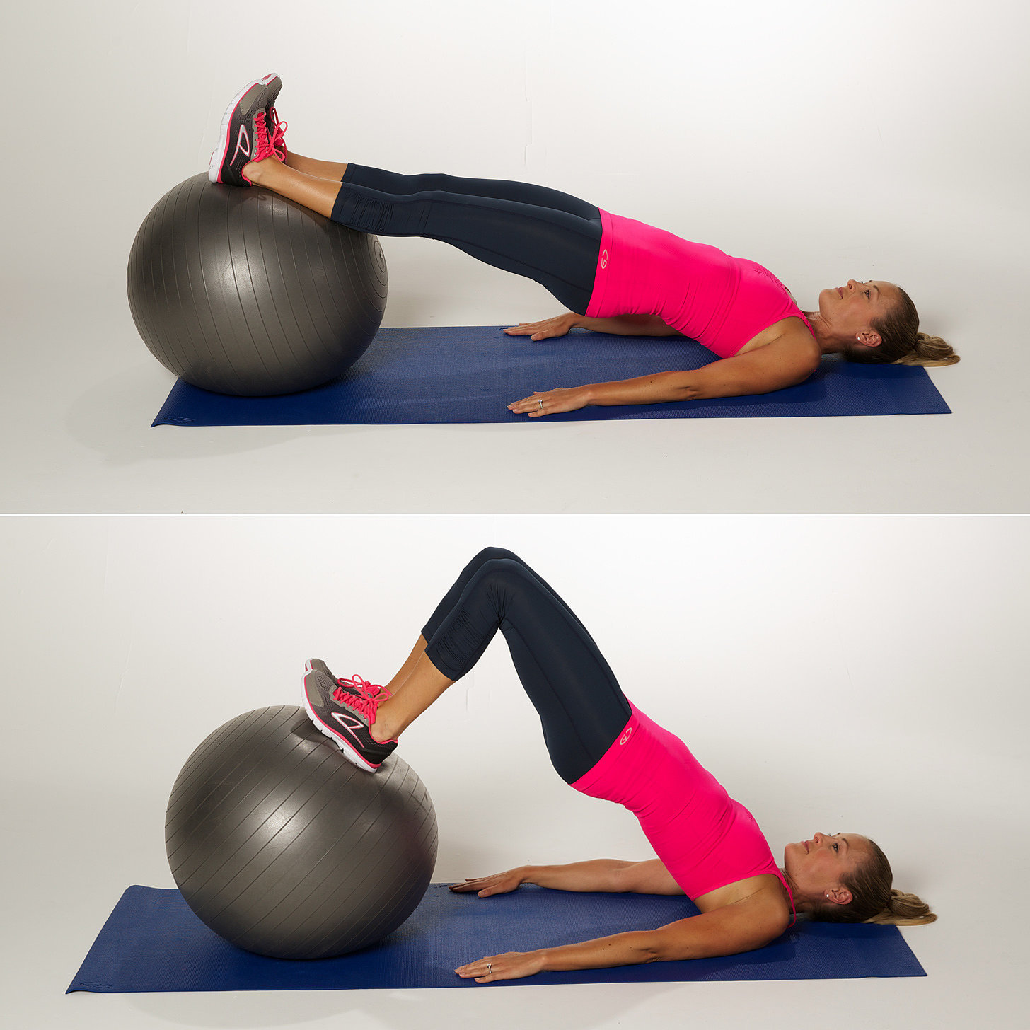 Stability Ball Hamstring Curl T Nation: Back And Butt Exercises For Backless Wedding Dresses