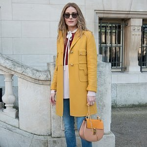 Olivia Palermo Style at 2015 Fashion Week