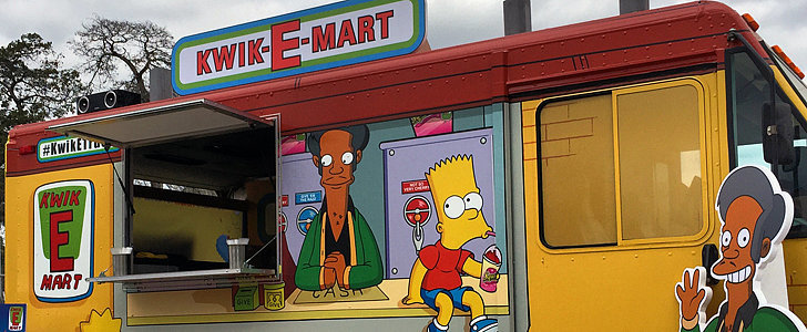 OMG, There's a Kwik-E-Mart in Real Life