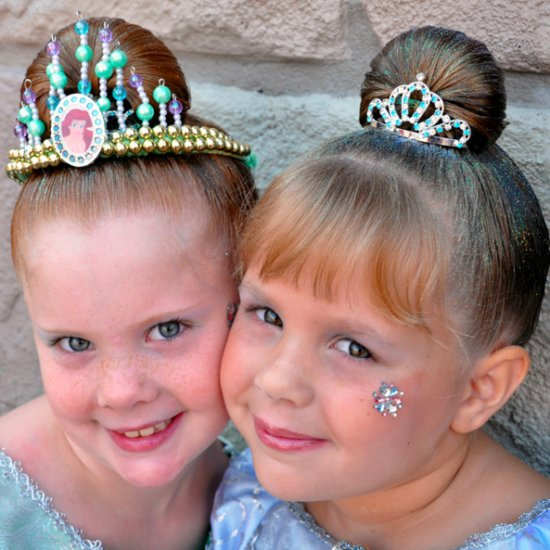 Mom's Issue With Princesses