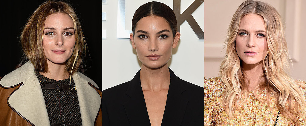 The Best Beauty Looks From Fashion Month Were on the Front Row