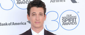 Miles Teller Teases Insurgent and Shares His Love For Tom Hanks