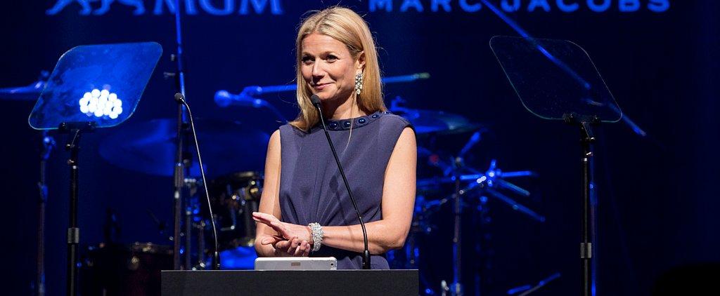 Gwyneth Paltrow Hosts Hong Kong's First amfAR Gala