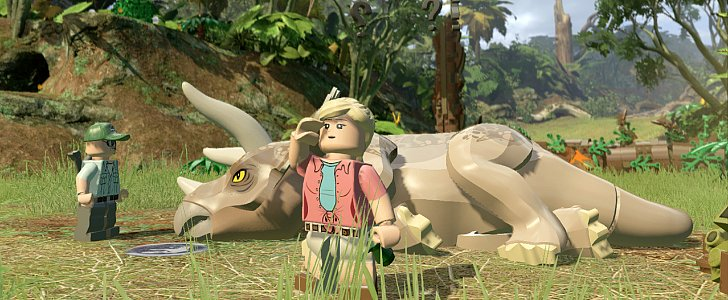 Jurassic Park Reenacted With Legos Is a Genius Idea