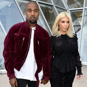 Kanye West Posts Nude Pictures of Kim Kardashian on Twitter