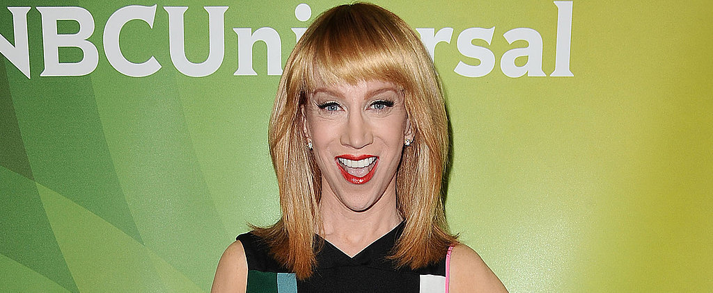 Kathy Griffin Explains the Real Reasons She Quit Fashion Police