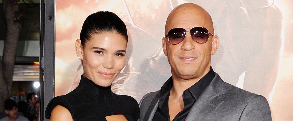 Vin Diesel Shares the First Picture of His Newborn Baby!