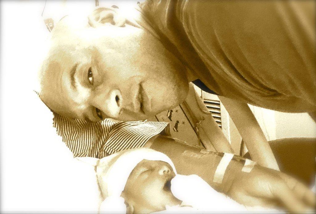 Vin Diesel's Baby
