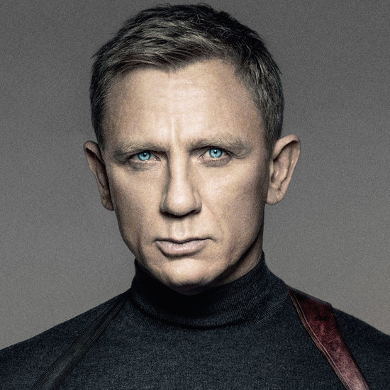 Bond Is Back! Daniel Craig Looks Fierce in the Spectre Posters