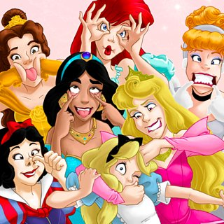 Disney Princess Facts