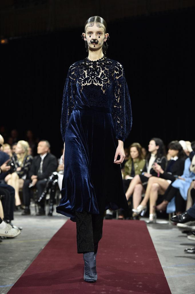 Givenchy Fall 2015