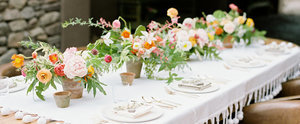 11 Ways to Make a Tablecloth Part of Your Everyday Routine