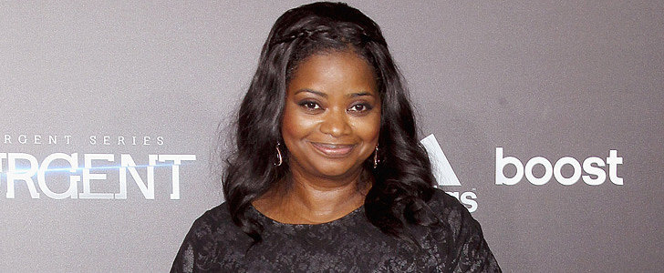 "Insurgent's Octavia Spencer Admits She's a ""Fangirl"" of the Series"
