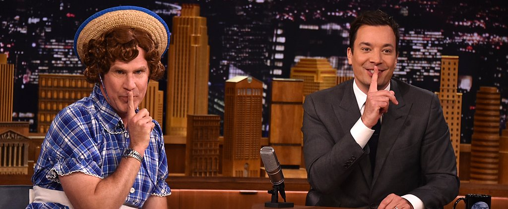 Watch Will Ferrell Do an Entire Interview Dressed as Snack Icon Little Debbie