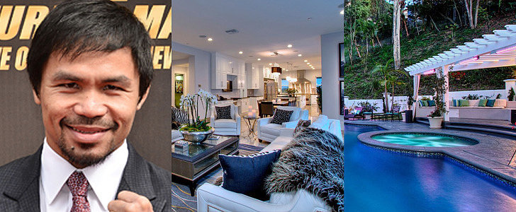 Why Manny Pacquiao Purchased Diddy's $12.5 Million Party Pad